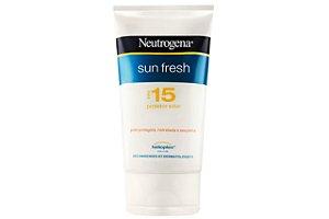 Neutrogena Sun Fresh FPS15 120ml