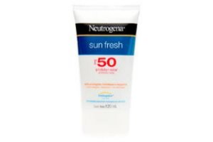 Neutrogena Sun Fresh FPS50 120ml
