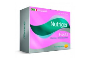 Germed Nutriger Fissità 30cps