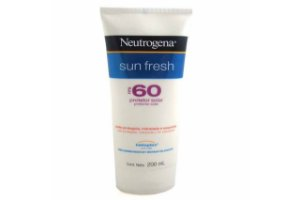 Neutrogena Sun Fresh FPS60 200ml