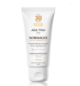 Ada Tina Normalize Ft Luce FPS30 Cor 10 50ml
