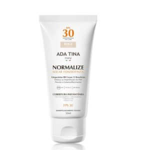 Ada Tina Normalize Ft Beige FPS 30 Cor 30 50ml