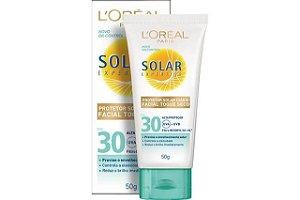 Loreal Paris Solar Expertise Protetor Facial Seco FPS30 50g