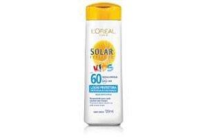 Loreal Paris Solar Expertise Kids Loção FPS60 120ml