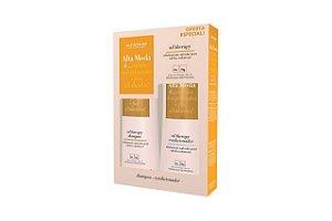 Alta Moda Kit Oil Therapy Shampoo e Condicionador 300ml