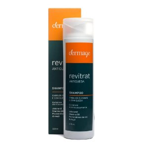 Dermage Revitrat Shampoo Antiqueda 200ml