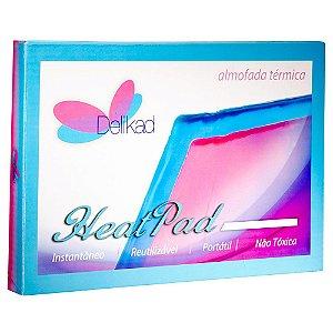 Delikad Almofada Termica Heat Pad 21X15 Cm 1un