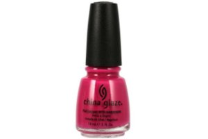 China Glaze Esmalte Nail Lacquer With Hardeners Make An Entrance 195 14ml