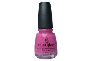 China Glaze Esmalte Nail Lacquer Rich Famous 207 14ml