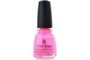 China Glaze Esmalte Nail Lacquer Shocking Pink 1003 14ml