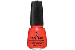 China Glaze Esmalte Nail Lacquer Surfin For Boys 1092 14ml