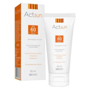 Farmoquimica Actsun Facial FPS60 60ml