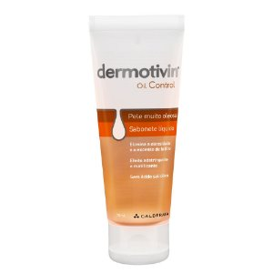 Galderma Dermotivin Control Sabonete Liquido 70ml