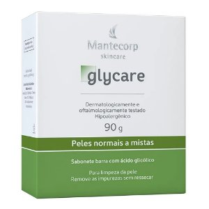 Mantecorp Glycare Sabonete em Barra 90g