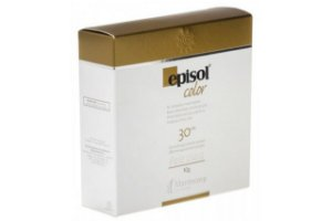 Mantecorp Episol Color Pó Compacto Pele Clara FPS30 10g