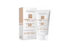 Arago Bb Cream Hidracolors FPS50 Chocolate 60g