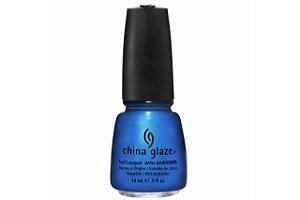 China Glaze Esmalte Nail Lacquer Neon Splish Splash 14ml