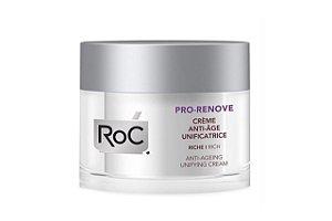 Roc Pro-Renove Uniformizador Creme 50ml