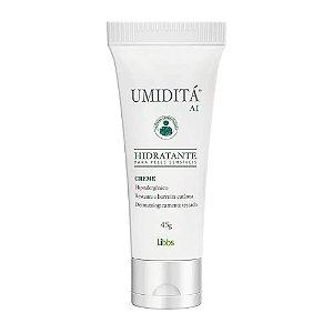 Libbs Umiditá Ai Creme Hidratante para Peles Sensíveis 45g