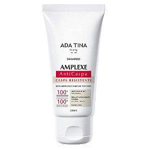 Ada Tina Shampoo Amplexe Anticaspa Resistente 200ml