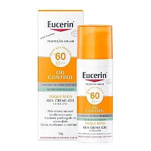 Eucerin Sun Creme Gel Oil Control FPS60 52g