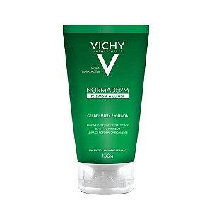 Vichy Normaderm Gel de Limpeza Profunda 150g