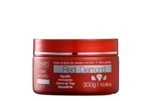 Charis Red Diamond Mask Vermelho 300ml
