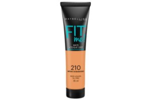 Maybelline Fit Me! Base Líq. 210 Medio Verdadeiro 35ml