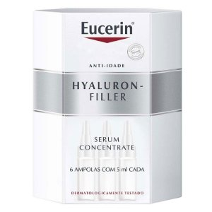 Eucerin Hyaluron Filler Concentrate 6 Ampolas de 5ml