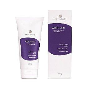 Valmari White Skin Sabonete Esfoliante Facial 70g