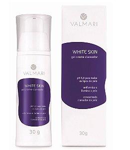 Valmari White Skin Gel Creme Clareador 30g