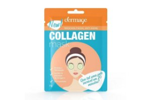 Dermage Collagen Mask Máscara Facial Anti-idade 10g