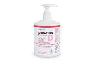 Galderma Nutraplus Sabonete Líquido para as Mãos 500ml