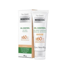 Neostrata Minesol Oil Control Tinted FPS60 40g