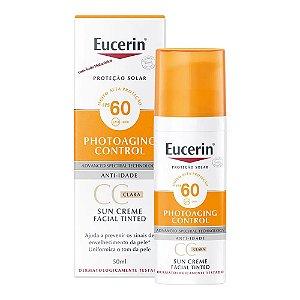 Eucerin CC Cream Tinted Claro FPS60 50ml