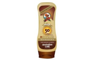 Australian Gold Kona Coffee Instant Bronzer FPS50 237ml