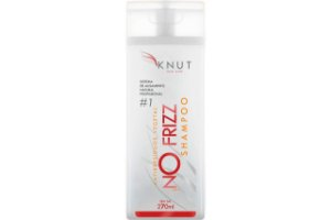 Knut Shampoo Antirresiduos Vegetal No Frizz 250ml