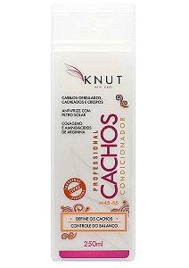 Knut Condicionador Cachos 250ml