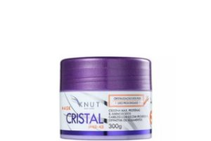 Knut Máscara Cristal Escova Progressiva 300g