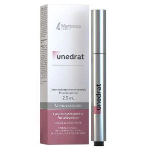 Mantecorp Unedrat Caneta Hidratante e Fortalecedora 2,5ml
