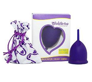 Violeta Cup Coletor Menstrual Tipo B Violeta