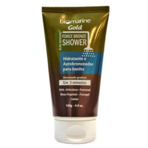 Biomarine Force Bronze Shower 140g