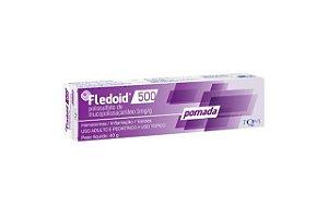 Farmoquímica Fledoid 500 Pomada 40g