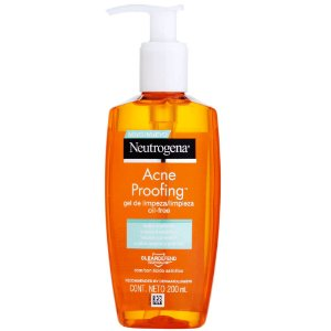 Neutrogena Acne Proofing Gel de Limpeza 200ml