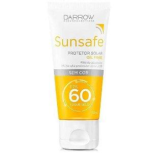 Darrow Sunsafe Protetor Solar FPS60 50ml validade 10/19