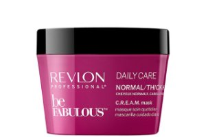 Revlon BeFabulous Daily Care Normal/Thick Hair Másc. 200ml