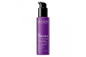 Revlon Be Fabulous Hair Recovery Damaged Repair Serum 80ml