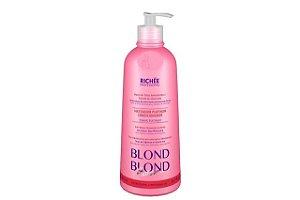 Richee Blond Matizador Platinium Condicionador 500ml