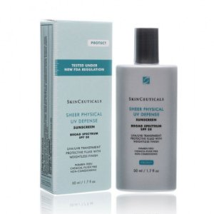 Skinceuticals Sheer Physical FPS50 sem Cor 50ml