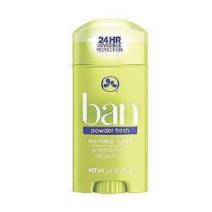 Ban Desodorante Sólido Powder Fresh 73g